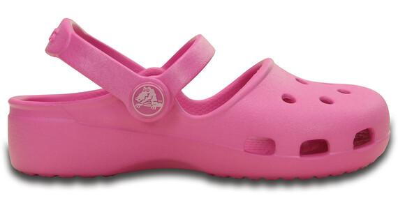 Crocs Karin Sandalen roze